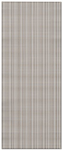 Prest-O-Fit 2-3001 Aero-Weave Breathable Outdoor Mat Santa Fe Brown 6 Ft. x 15 - Aero Ii