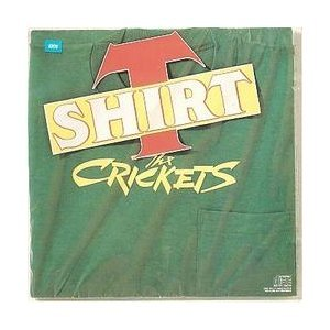 T Shirt Crickets
