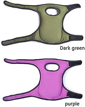 tapis de genoux pour lexercice et le yoga Xueliee Genouill/ère /épaisse pour le jardinage genouill/ère professionnelle pour le travail genouill/ère pour le bain de b/éb/é le bain de b/éb/é