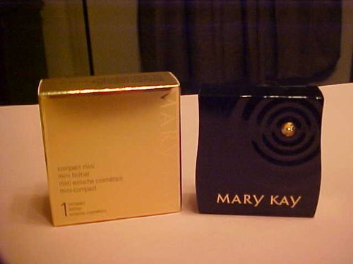 mary kay mini compact EMPTY limited edition brand new boxed cute