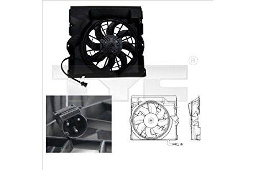 TYC TYC 803Â  -Â  0009Â  Engine Cooling Fan
