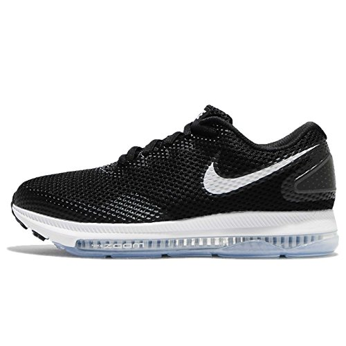 2 Running out 003 Donna Black anthracite Scarpe W Nero Low Nike White Zoom all x6X4nZq