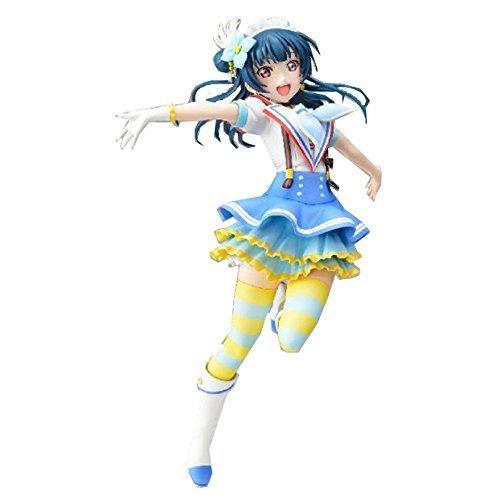 Sega Love Live! Sunshine!! Aozora Jumping Heart SPM Super Premium Figure Yoshiko Tsushima, 8.6