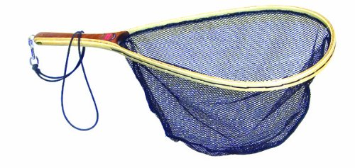 RANGER Deluxe Laminated Bamboo Catch and Release Trout Ne...
