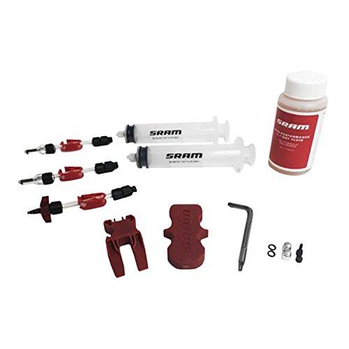 SRAM Dot 5.1 Bicycle Brake Bleed Kit (Mountain Bike Bleed Kit)