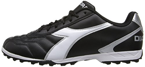 Pictures of Diadora Men's Capitano LT Turf-M Black/White 9 M US 5
