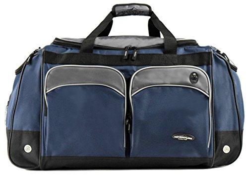 Mesh Luggage Strap - Travelers Club 28