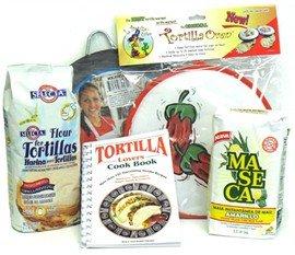 Mexican Tortillas Making Kit