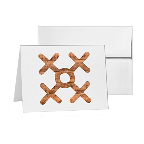 Network Connect Connection Connectivity Networking, Blank Card Invitation Pack, 15 cards at 4x6, Blank with White Envelopes Style 14076