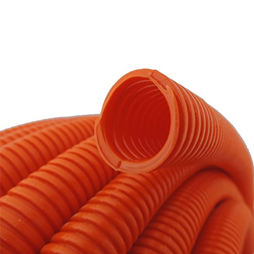 12-dia-x-50-ft-orange-hydromaxx-flexible-polyethylene-ldpe-non-split-corrugated-wire-loom-tubing