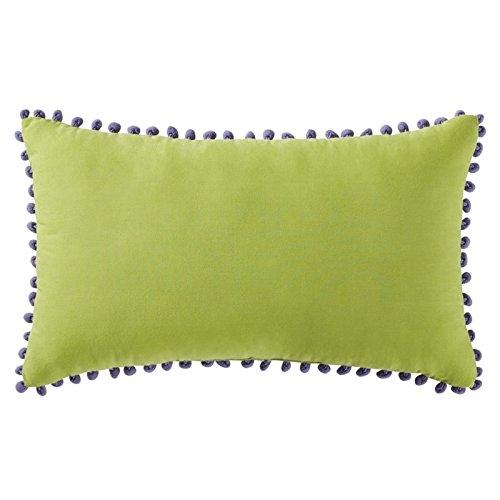 Antik Batik 12'' x 20'' Pom Pillow, 12x20, Thia