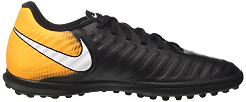 Football laser Iv NIKE 's Tf Black White Black volt Tiempox Orange Men Rio Boots YRxCwZq