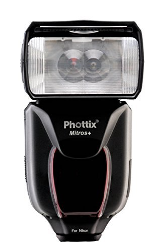 (Phottix Mitros+ TTL Transceiver Flash for Nikon (PH80372))
