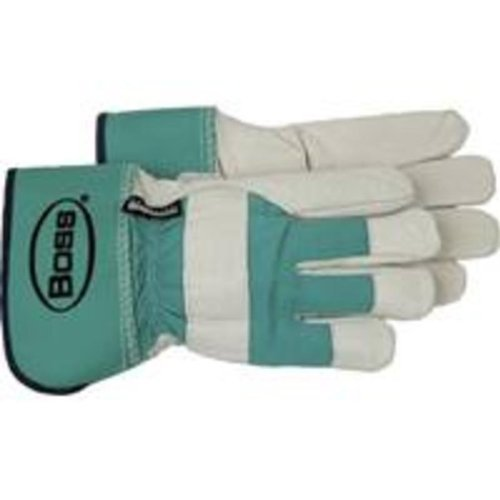 (Boss Gloves 4199B Therm Ladies Insulated Premium Pigskin Leather Palm Glove, Small)