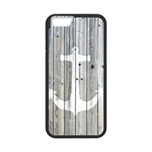 Diy Phone Cover Nautical Anchor for iPhone 6 Plus 5.5 Inch WEQ599907