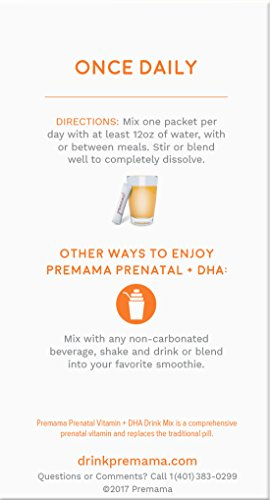 PreMama Prenatal DHA