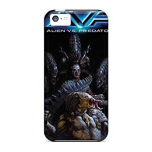 Best Hard Phone Cover For Iphone 5c (XmR13884HApO) Unique Design Vivid Strange Magic Skin