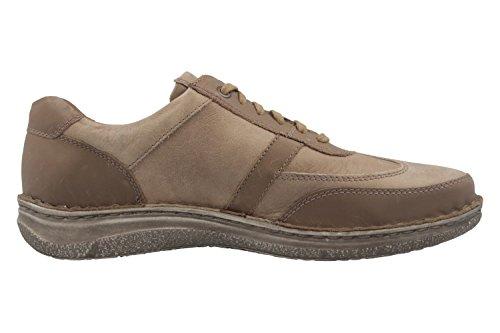 JOSEF SEIBEL - Herren Halbschuhe - Anvers 33 - Beige Schuhe in Übergrößen, Größe:50