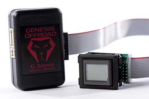 Genesis Offroad G Screen Dual Battery Monitoring System -