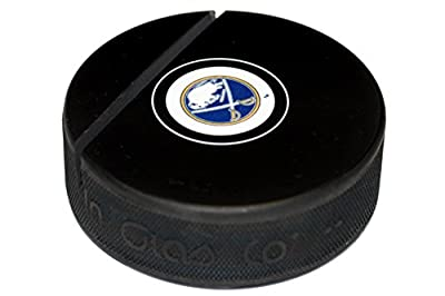 Buffalo Sabres Hockey Puck Business Card Holder