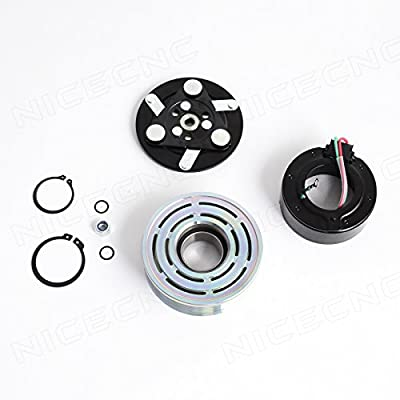 Amazon.com: NICECNC AC A/C Compressor Clutch Repair Kit for Honda Civic 1.8 Liter 2006-2011 Sanden Trse07 4901/4918: Automotive