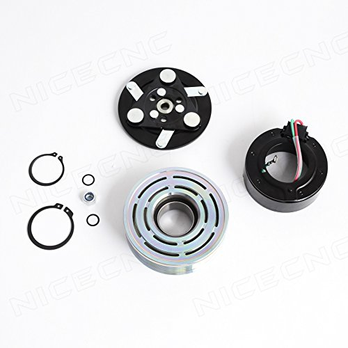 NICECNC AC A/C Compressor Clutch Repair Kit for Honda Civic 1.8 Liter 2006-2011 Sanden Trse07 4901/4918