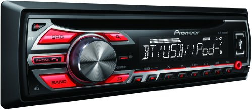 Pioneer deh 4500bt rds tuner with illuminated front usb and aux in pioneer deh 4500bt rds tuner with illuminated front usb and aux in amazon electronics publicscrutiny Choice Image