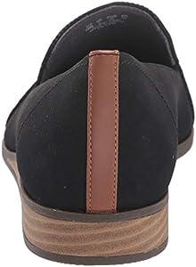Dr. Scholl's Shoes Womens G6053S2 Devyn Black Size: 6