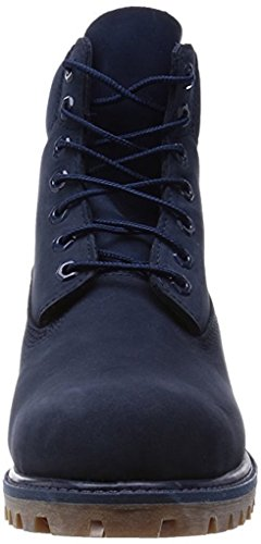 Timberland Mens Premium Boot Imperméable Marine / Monochrome