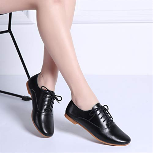 85a38d43a62 Lace Mouth Bailarina Negro 173 Mujer Up Up Up Ladies Mocasines Zapatos  aee556