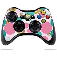 MightySkins Skin Compatible with Microsoft Xbox 360 Controller - Golden Bubbles | Protective, Durable, and Unique Vinyl Decal wrap Cover | Easy to Apply, Remove, and Change Styles | Made in The USA