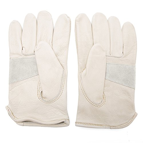 Extra Large Mens Leather Palm Work Gloves LW84059-XL