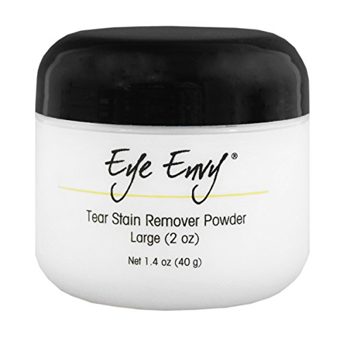 Eye Envy Application Powder for Dogs & Cats, 2-Ounces