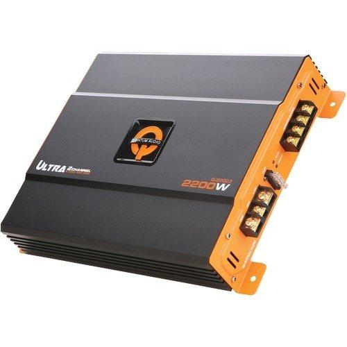Quantum QU2200.2 Ultra Series 2,200-Watt 2-Channel Class AB Amp