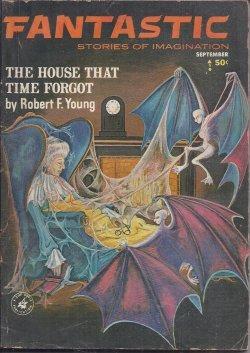 FANTASTIC Stories of the Imagination: September, Sept. 1963