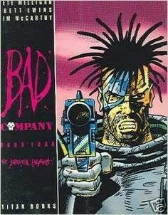 Book Bad Company: Bk. 4 (Best of 2000 A.D.)