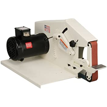 Jet J 4103 2 X 72 Square Wheel Belt Grinder Power Bench