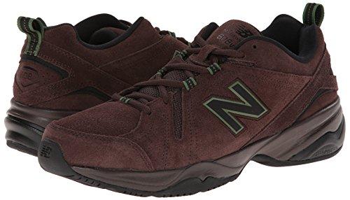 New Balance Men's MX608v4 Training Shoe, Brown, 6.5 4E US by New Balance (Image #6)
