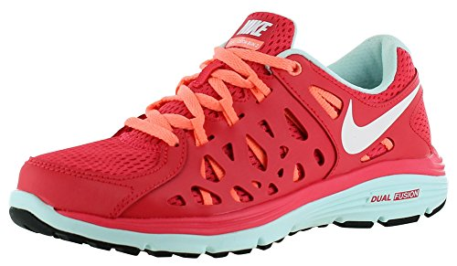 Nike Wmns Dual Fusion Run 2, Zapatillas de Running para Mujer Rosa