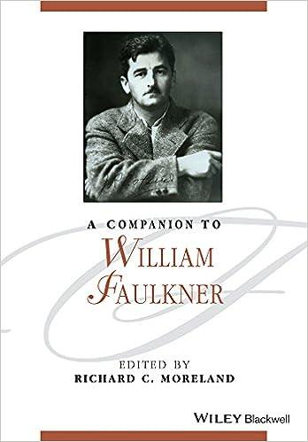 Student Companion to William Faulkner (Student Companions to Classic Writers)
