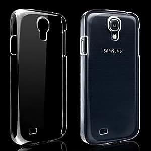 CL - Caso duro de PC transparente para Samsung i9500 Galaxy S4