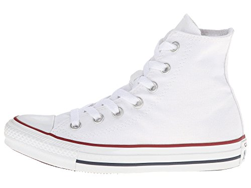 Converse Unisex Chuck Taylor All Star Hi Top Sneaker Optical / White