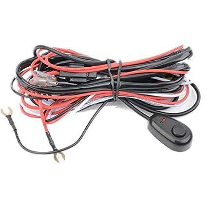 Luminaria, Modificación del auto Línea de uno a dos Arnés de cable ...