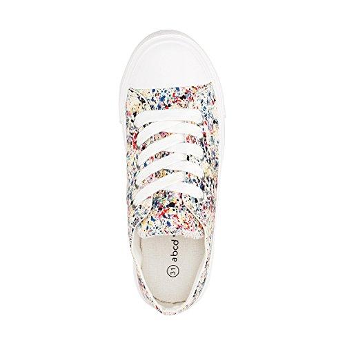La Redoute Collections Sneakers, Canvas Bunt Bedruckt