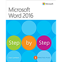 Microsoft Word 2016 Step By Step: MS Word 2016 S by Step _p1