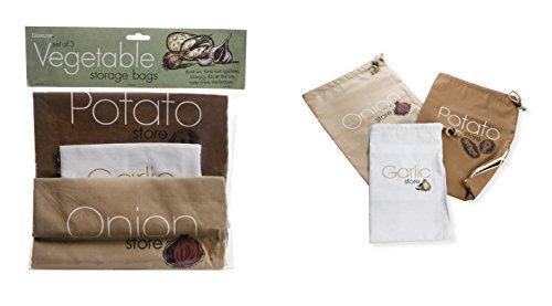 Eddingtons Vegetable Store Bags