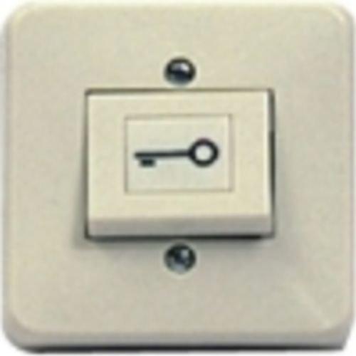 (RUTHERFORD CONTROLS RCI 909SMAW RUT Beige MA Surface Rocker Switch)