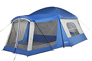 1. Wenzel 8 Person Klondike Tent
