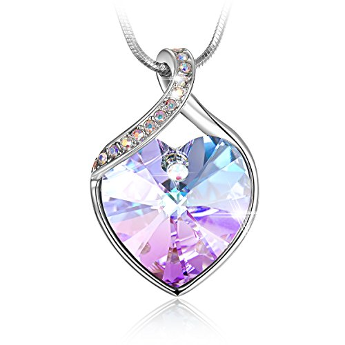 Crystal Valentine Heart (Crystal Necklace, iSuri