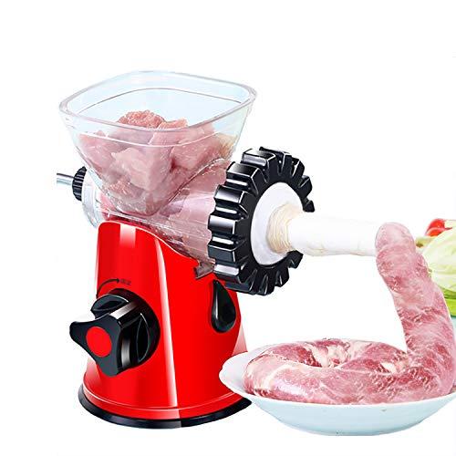 AllinOne 4-In-1 Meat Grinder And Vegetable Grinder/Mincer, Sausage Stuffer For Sausage Maker Or Hamburger Meat Grinder